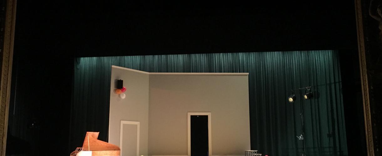 Crédit photo Heidi - Opéra de Lille