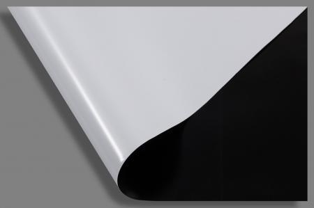 Polyane noir blanc