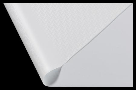 Plastique souple blanc