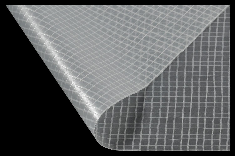 Cristal armé transparent